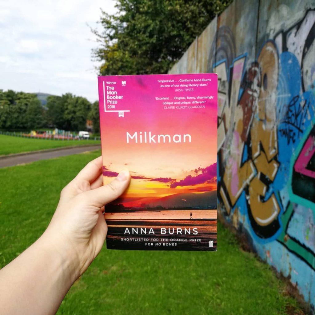 Milkman by Anna Burns is set in Northern Ireland