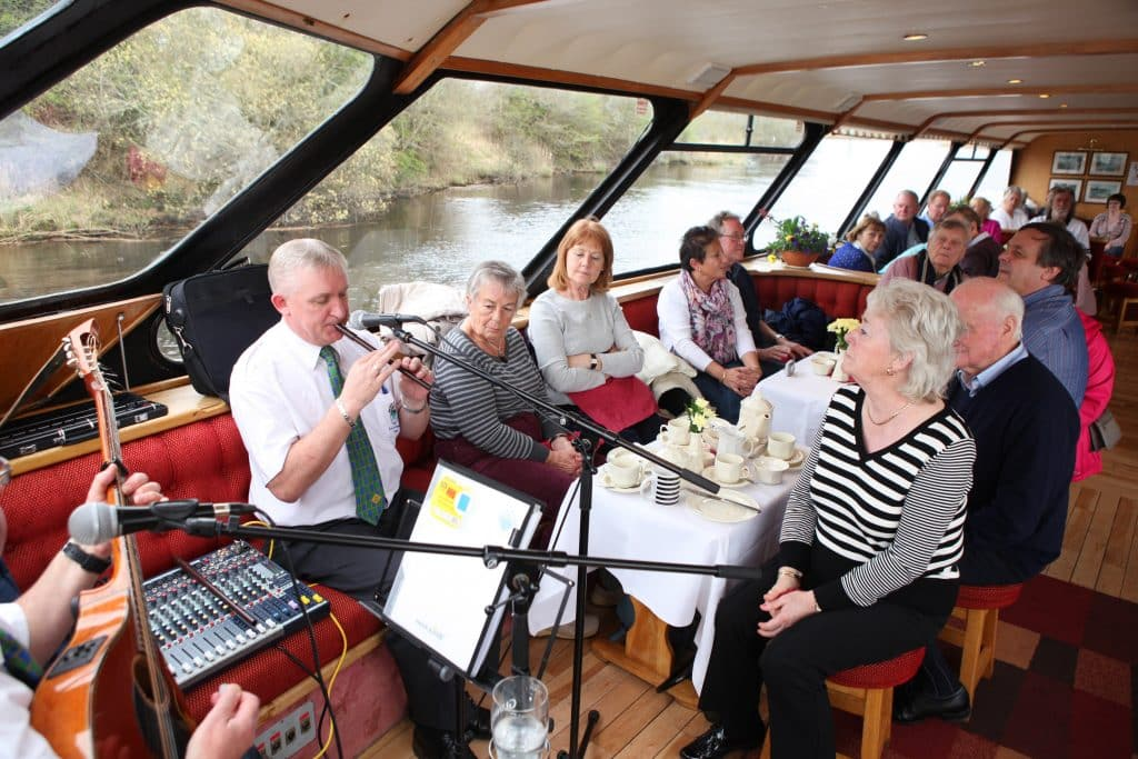 A Moon River Cruise is one of the top 10 things to do and see in County Leitrim