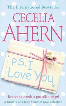 P.S. I Love You is one of the top 10 amazing novels set in Ireland