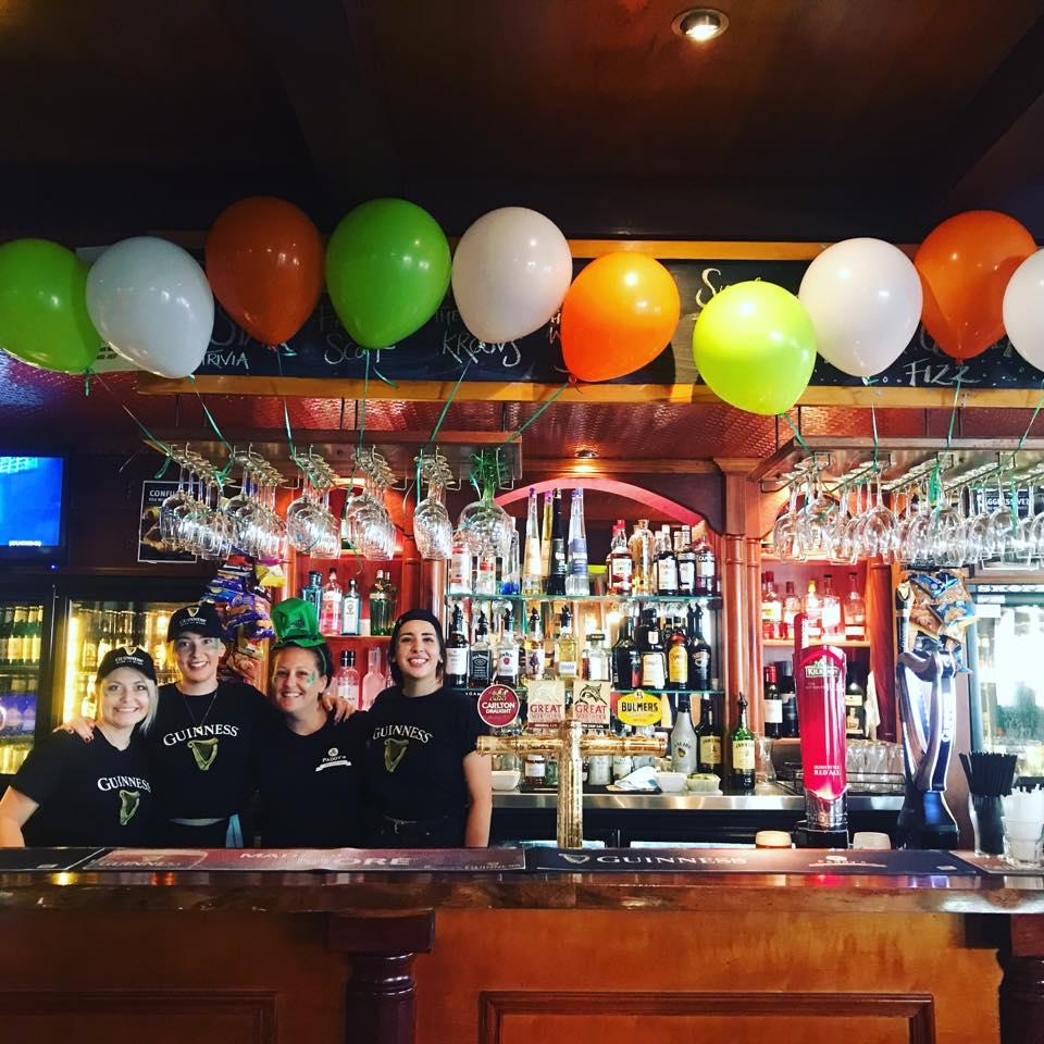 Paddy's Irish Pub is one of the 10 best Irish pubs in Australia