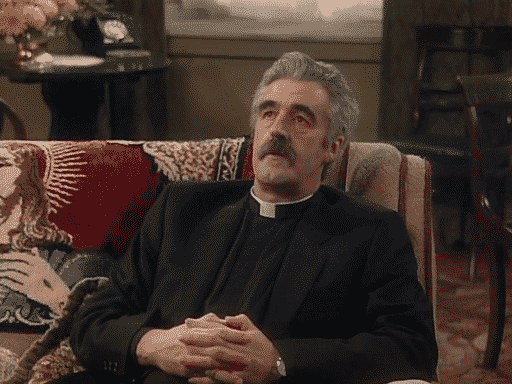Father Paul Stone is a top character on Father Ted