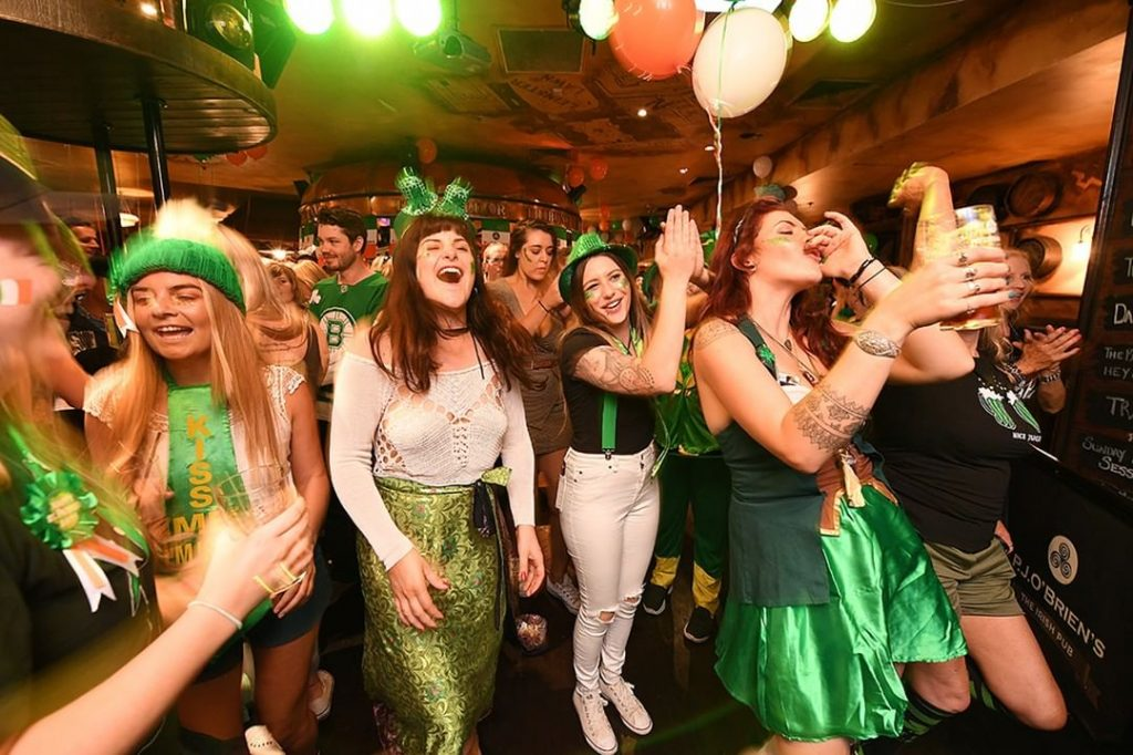 PJ O'Brien's is one of the 10 best Irish pubs in Australia