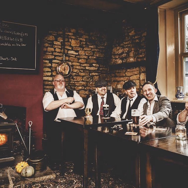 Raglan Road in Nottingham is one of the 10 best Irish pubs in England