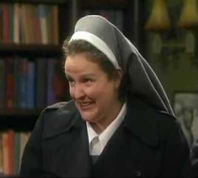 Sister Assumpta is one of the 10 best Father Ted characters