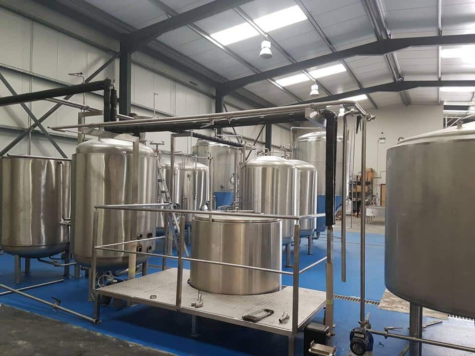 Breweries in Ireland include St. Mel's Brewing Company in Longford