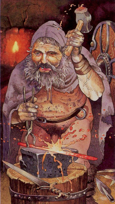Goibniu is a notable figure from Irish myths and legends