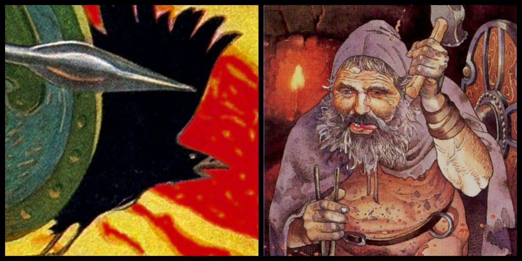 The most notable figures from Irish myths and legends: An A-Z guide