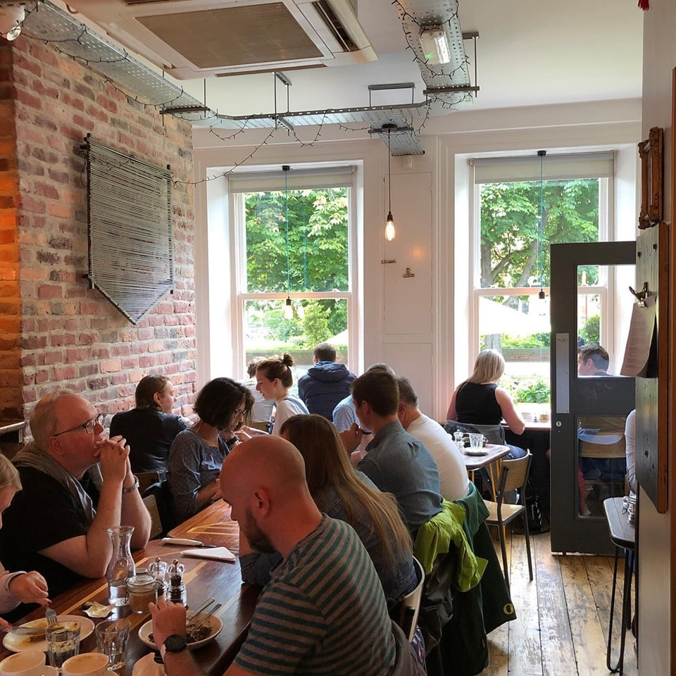 The Pocket is one of the 5 best breakfast and brunch places in Belfast