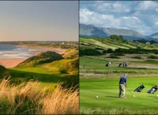 The top 10 most scenic golf courses in Ireland