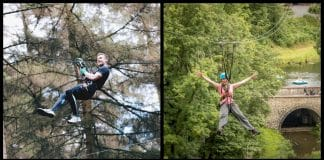 The top 5 places to go ziplining in Ireland