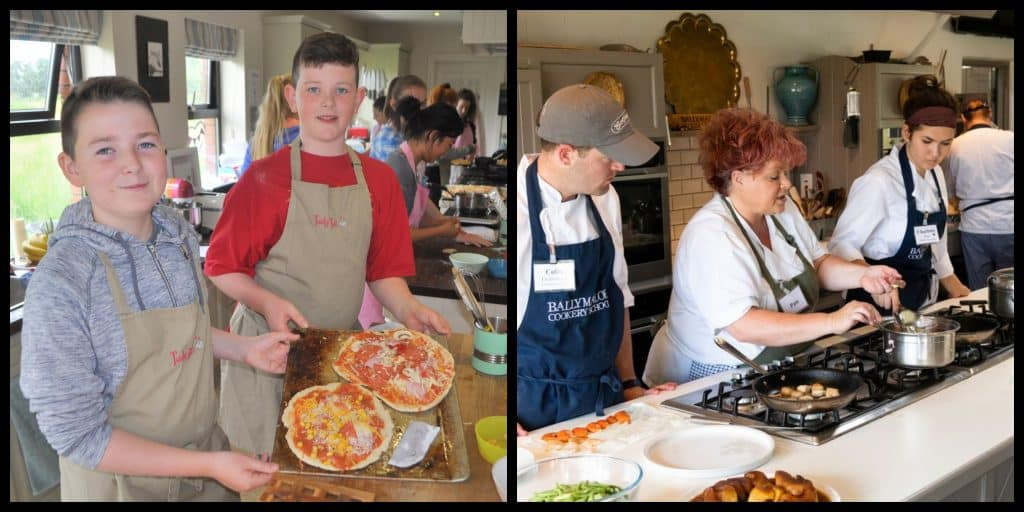 Top 10 cookery schools in Ireland