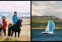 Top 10 outdoor activities in Ireland