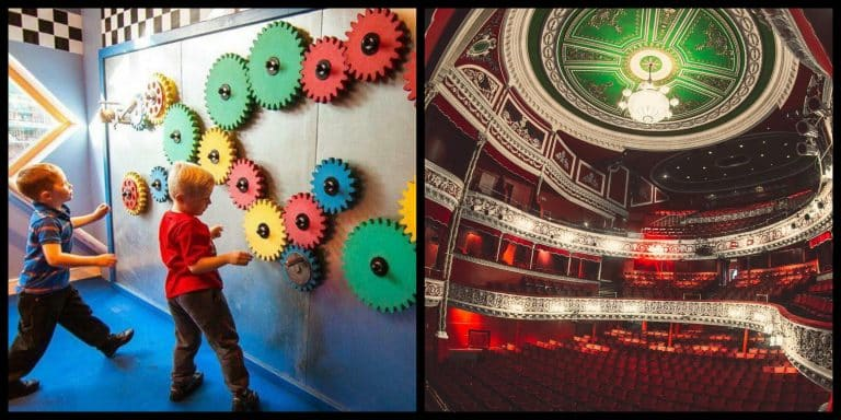 Top 10 things to do in Dublin for families