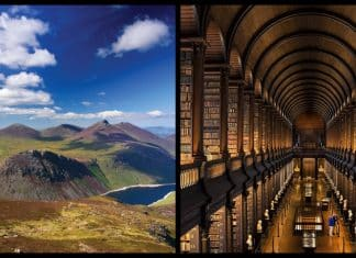 Top 10 things to see along the east coast of Ireland