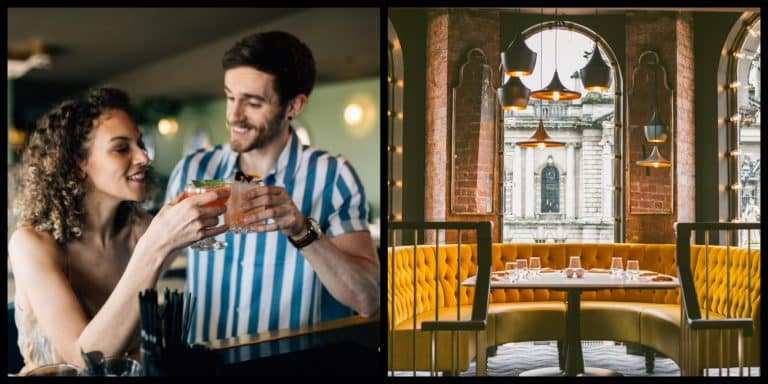 Top 5 bars for a hot date in Belfast