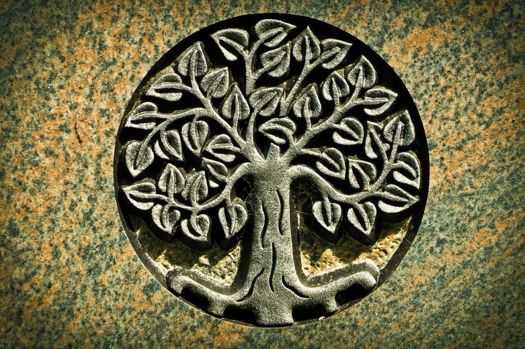 The Tree of Life is one of the top 10 Irish Celtic symbols