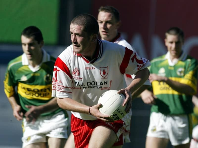 Defeating Kerry in 2003 was one of the 5 most memorable moments in recent Tyrone GAA history