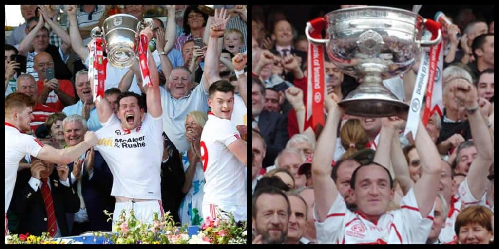 Tyrone GAA: The 5 most memorable moments in recent history