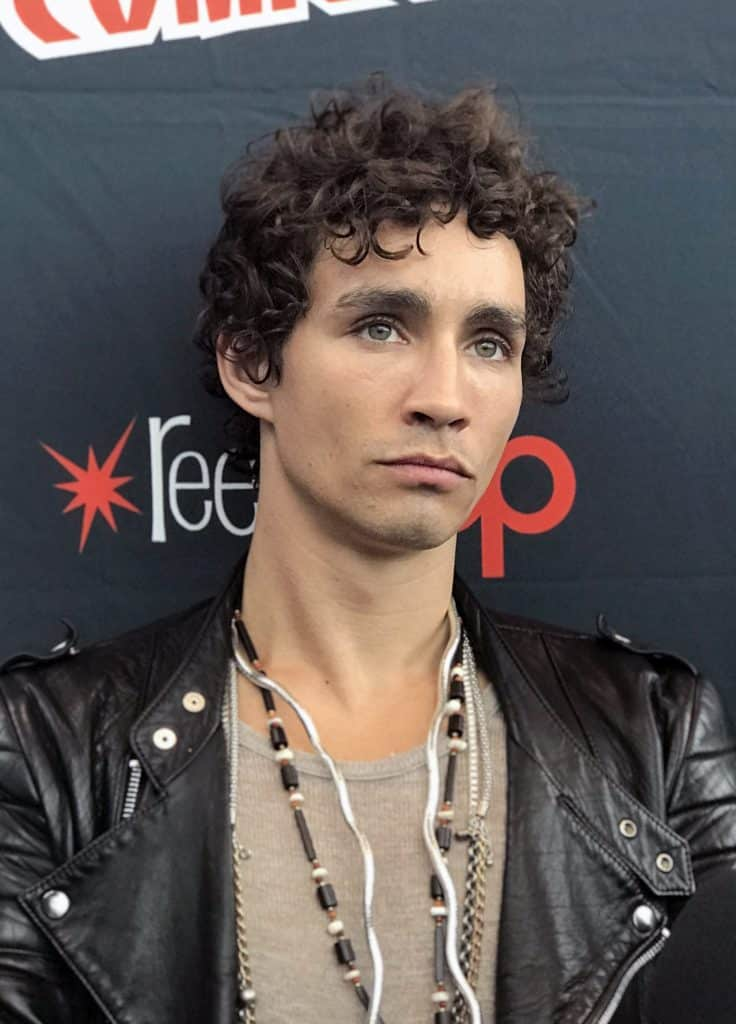 Known his famous? Robert Sheehan is another of the top famous Irish people.