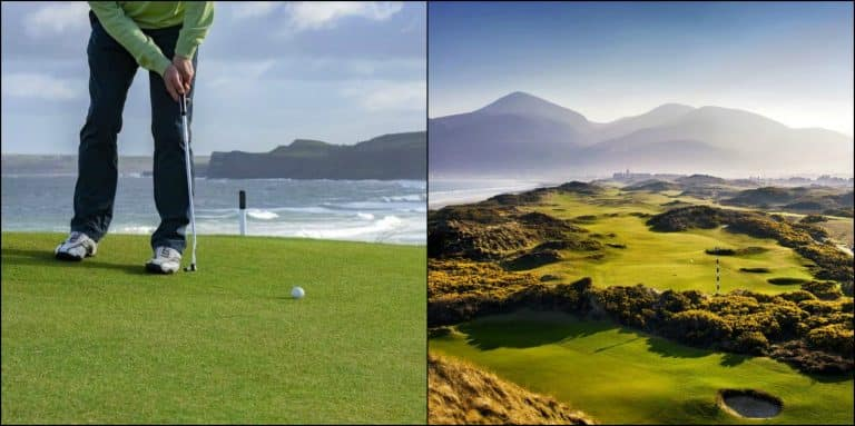 10 highest-rated golf courses in Northern Ireland