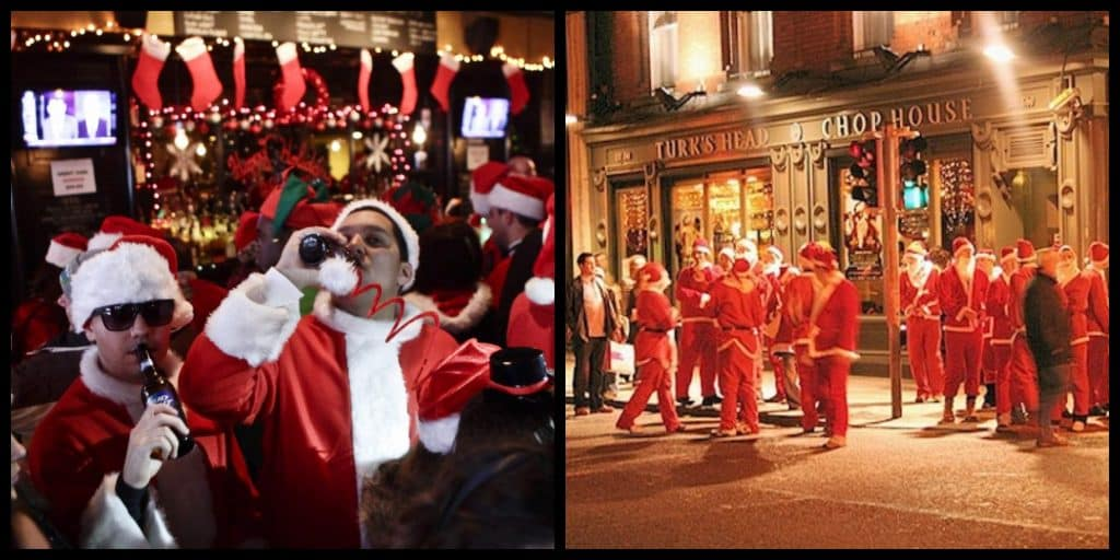 10 reasons you should do 'the 12 pubs of Christmas' in Dublin