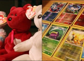 10 toys Irish kids had in the 90s that are worth a fortune now