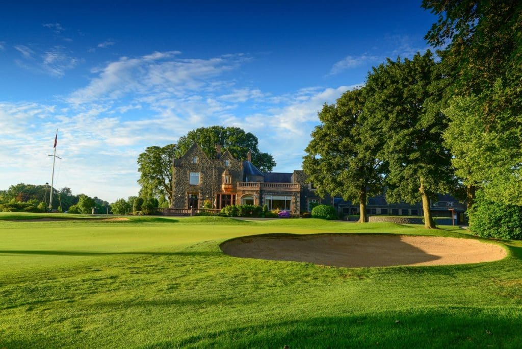 Malone Golf Club is one of the top 10 highest-rated golf courses in Northern Ireland