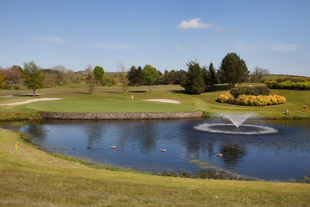 Rockmount Golf Club is one of the top 10 highest-rated golf courses in Northern Ireland
