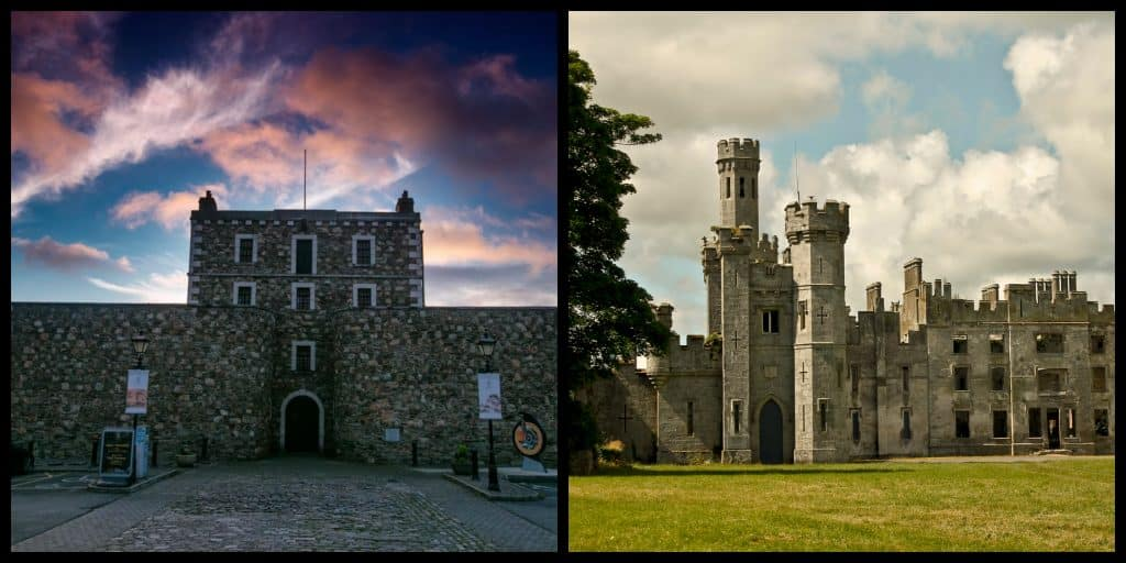 The 14 MOST HAUNTED places in Ireland
