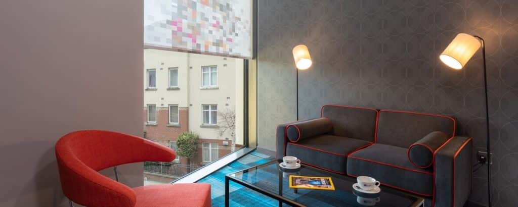 Aloft is one of the 10 best hotels in Dublin city centre