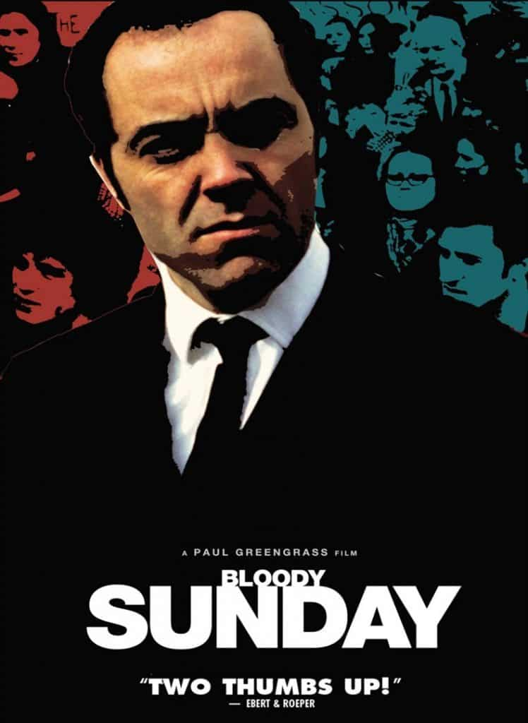 Bloody Sunday is one of the best films about Irish history thanks to its dark look at the massacre on the infamous bloody Sunday.