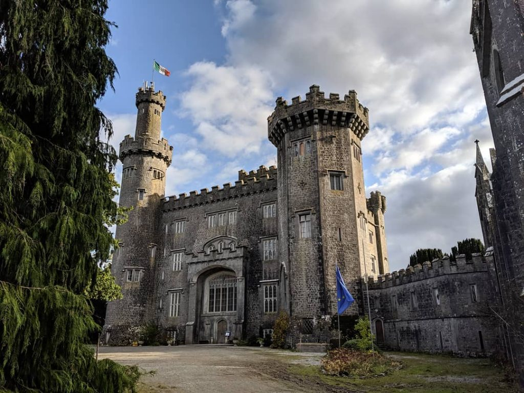 Charleville Castle's child ghost makes it one of the most widely regarded haunted places in Ireland.