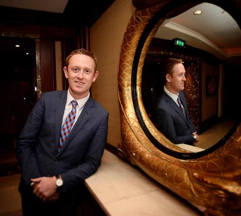 Colm Cooper is one of the biggest Irish sports stars from Ireland