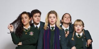 Derry Girls cast to appear on the Great British Bake Off New Year's Day special