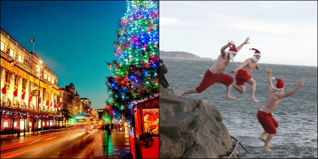Dublin named one of the best cities in the world to visit at Christmas