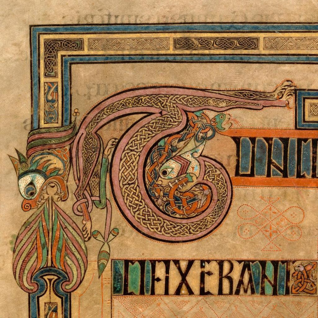 Facts about the Book of Kells include the record that it was stolen