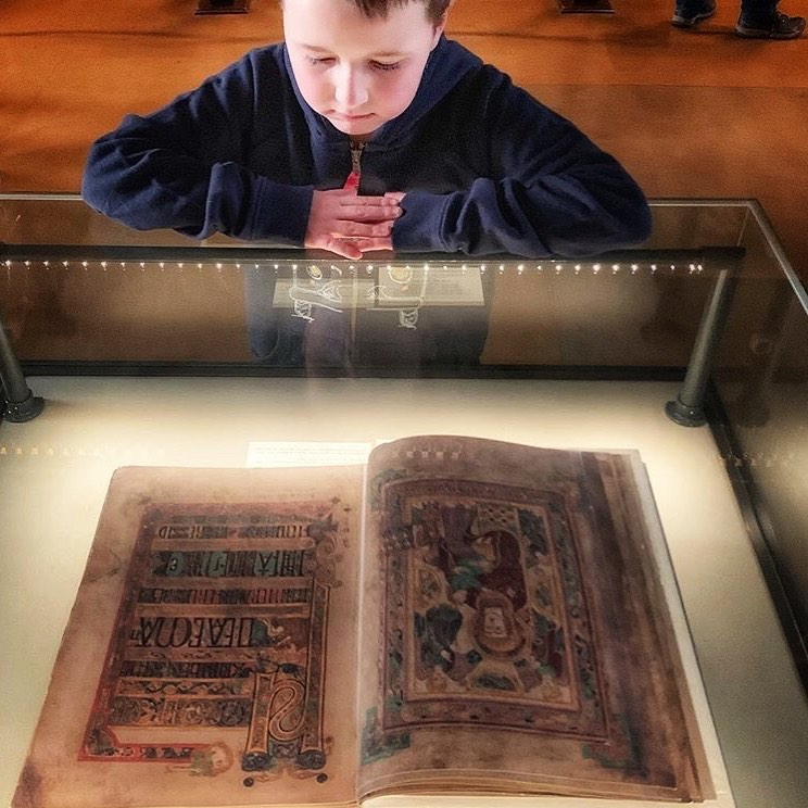 Facts about the Book of Kells include the debate about where it was written