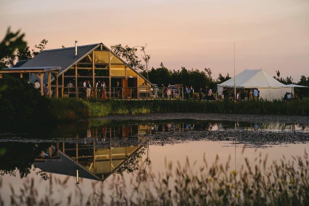 Field of Dreams in County Down is a fantastic wedding venue