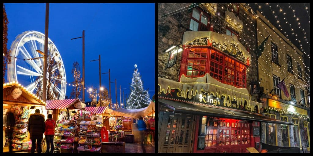 Galway looks breathtaking following city Christmas lights switch-on