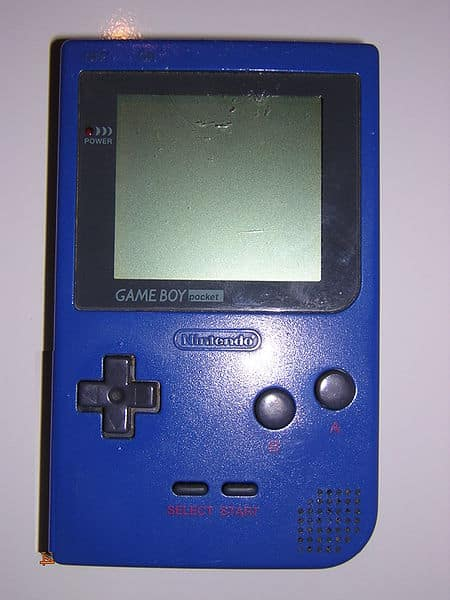 Game Boys are one of the top 10 toys Irish kids had in the 90s that are worth a fortune now