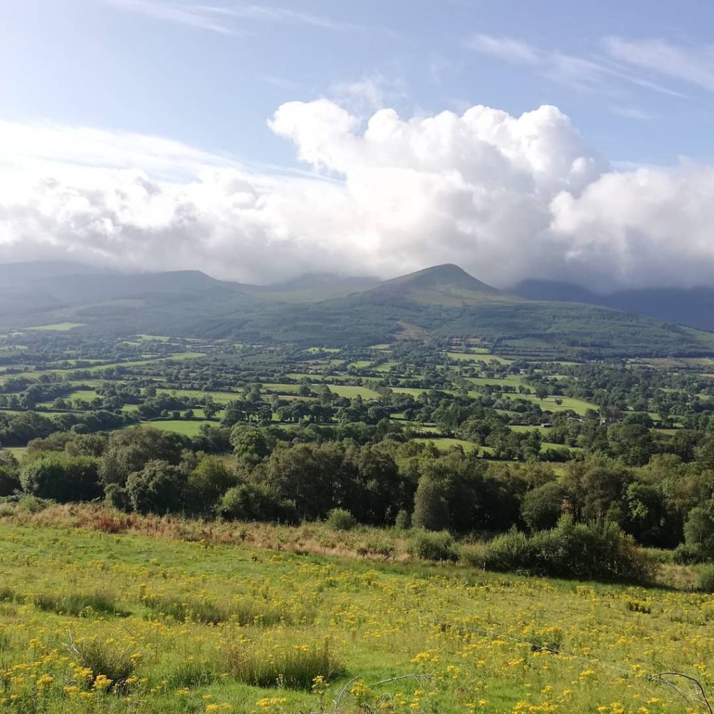 Glen of Aherlow is one of the 10 best camping sites in Ireland according to reviews