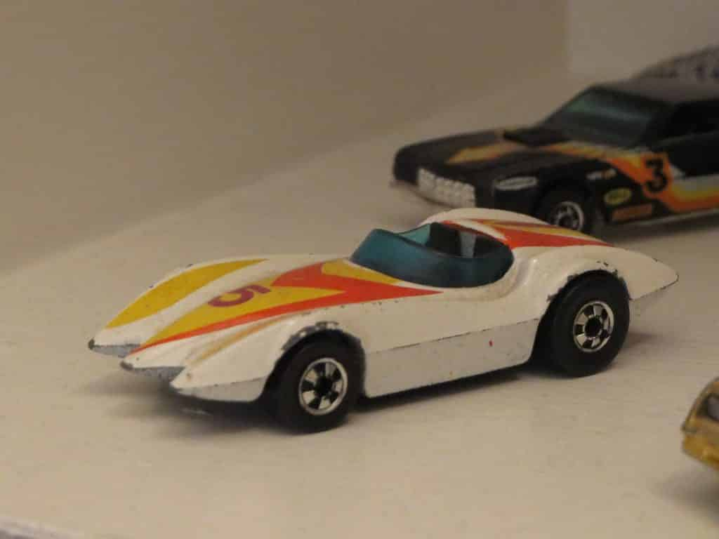 Hot Wheels from the 1990s will sell for a lot of money now