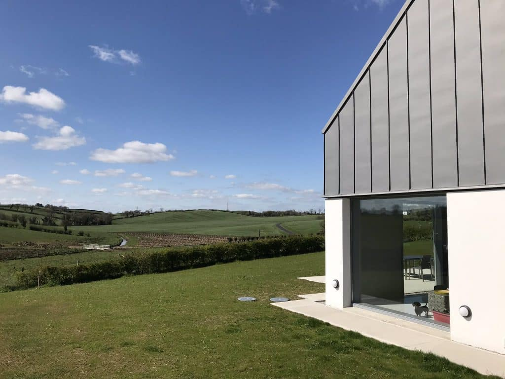 The converted farmstead in County Down was named House of the Year