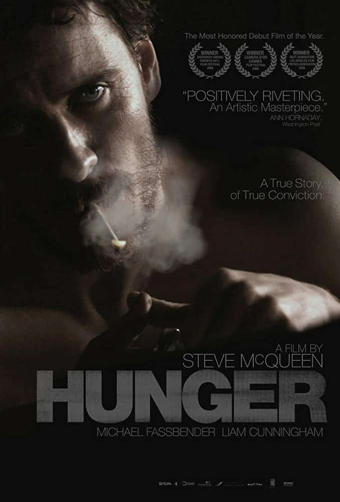 Hunger is a dark, gritty look at the well-known Northern Irish hunger strikes, making it one of the best films about Irish history.