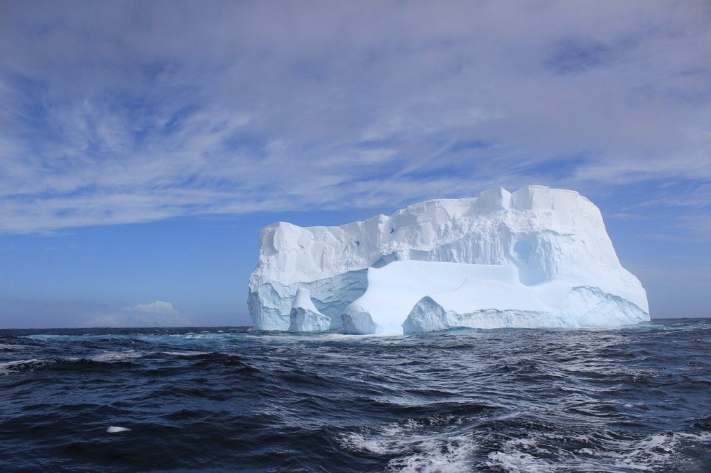 Icebergs will be much less of a threat to the Titanic II