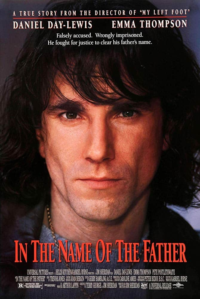 In the Name of the Father is about the gripping true story of the Guildford Four.