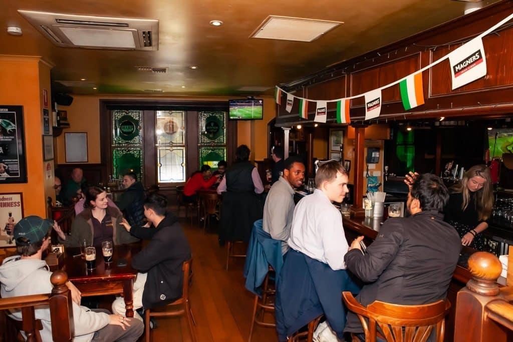 The Irish Times Pub is one of the top 10 Irish pubs in Melbourne