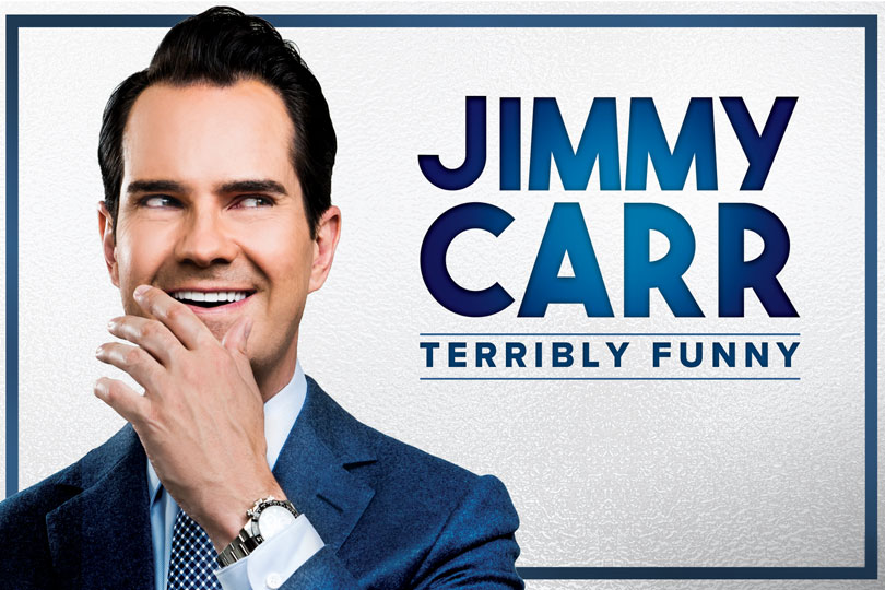 Jimmy Carr comes to Northern Ireland in January 2020