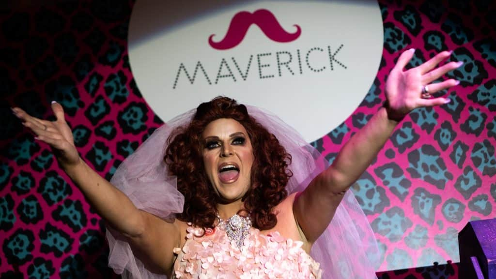 The Maverick Bar in Belfast is one of the best pubs and clubs in Ireland for the LGBT+ community.