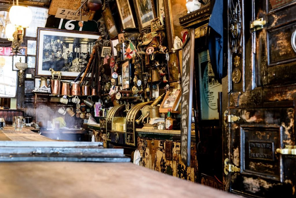 McSorley's Old Ale House is a must-visit pub in New York City.